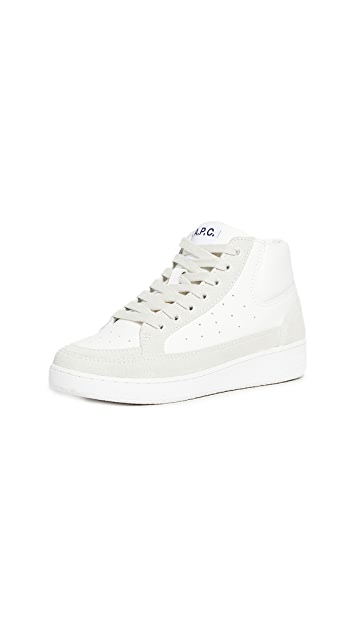 A.P.C. Jack Running Sneakers