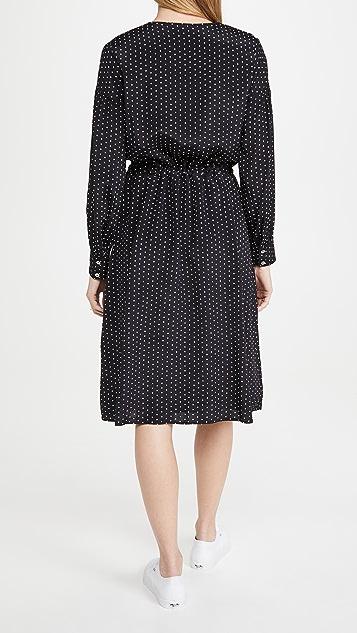 A.P.C。 Clemence 连衣裙