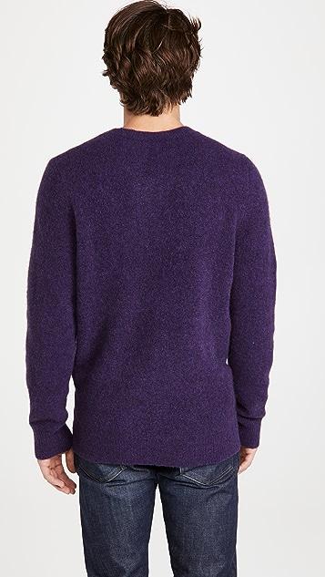 A.P.C. Diego Crew Neck Sweater