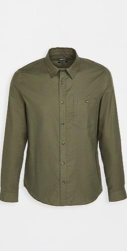 A.P.C. - Chicago Button Down Shirt