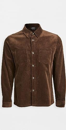 A.P.C. - Joe Corduroy Shirt Jacket
