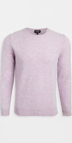 A.P.C. - Andre Crew Neck Sweater