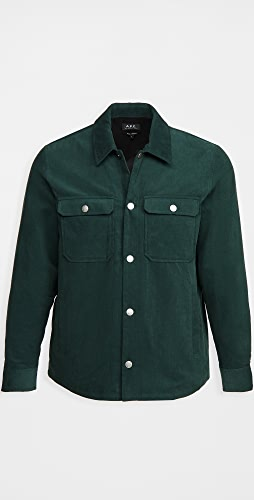 A.P.C. - Alex Shirt Jacket