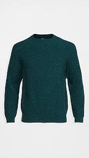 A.P.C. Ludo Wool Crew Neck Sweater