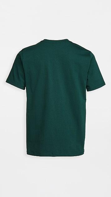 A.P.C. Item Logo T-Shirt