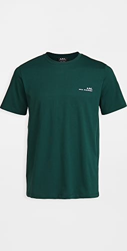 A.P.C. - Item Logo T-Shirt