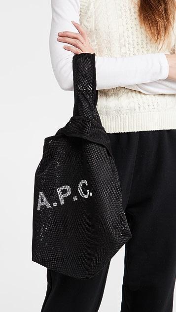 A.P.C。 Sac Rebound 购物包