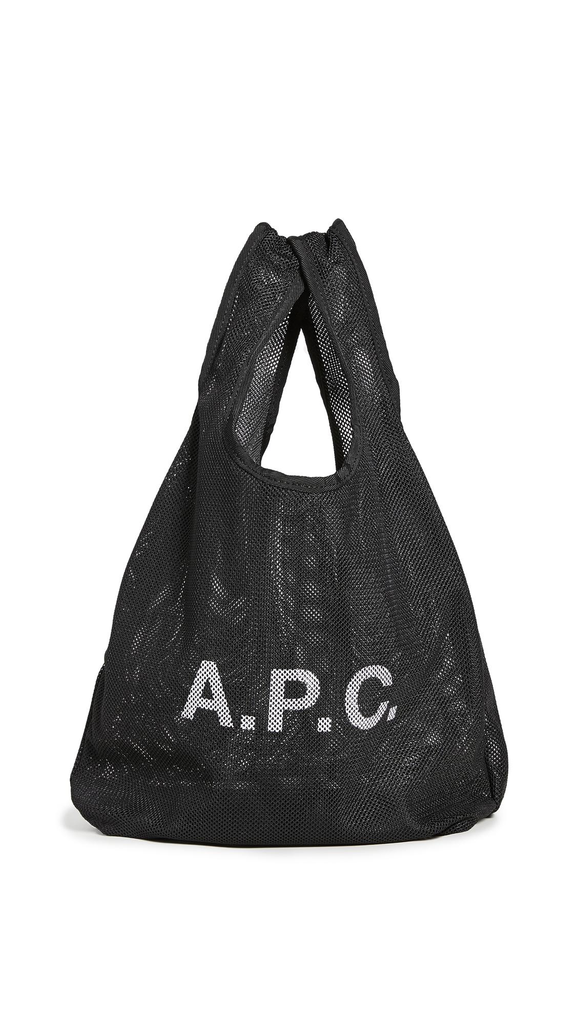 A.P.C. Sac Shopping Rebound Bag
