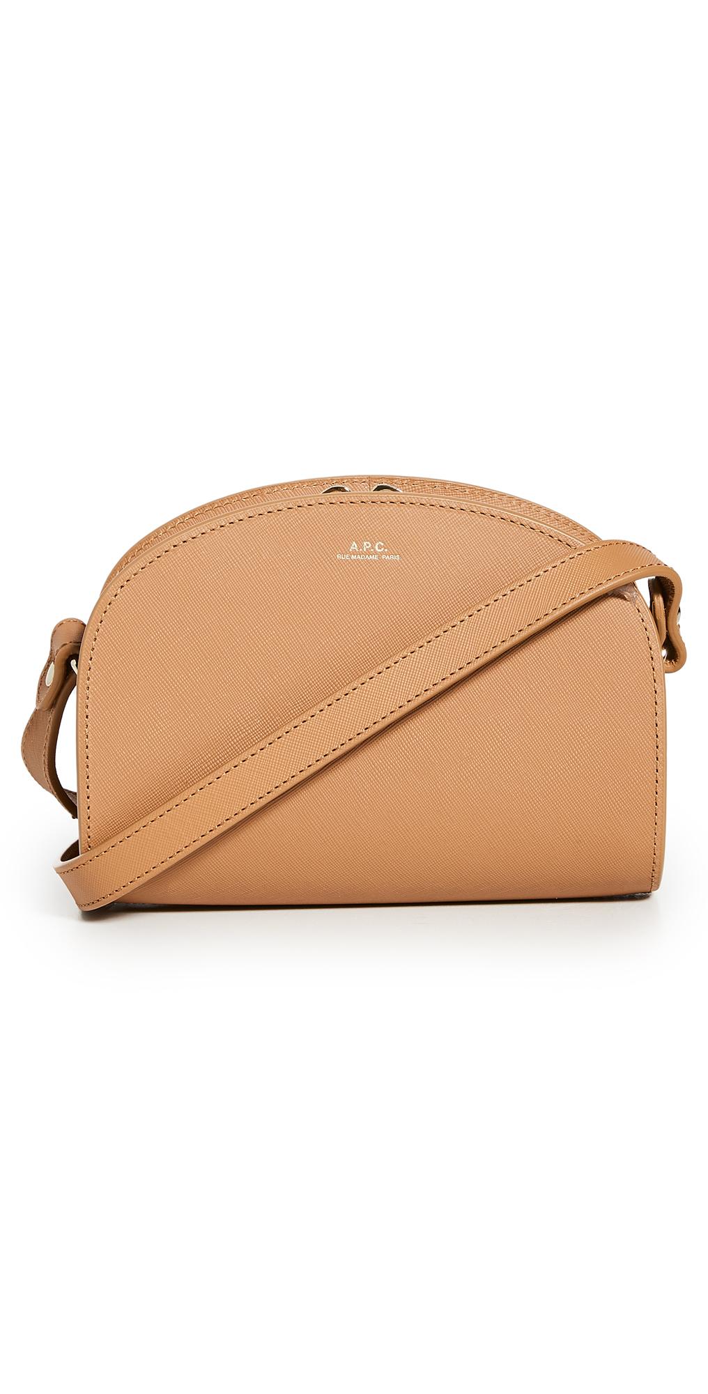 A.P.C. Sac Demi Lune Mini Bag
