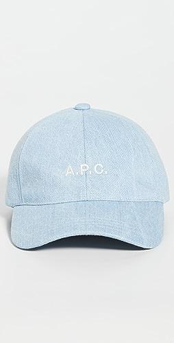 A.P.C. - Casquette Charlie Hat