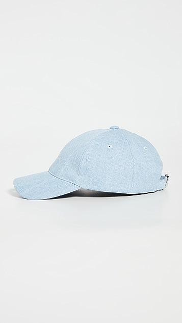 A.P.C. Casquette Charlie Hat
