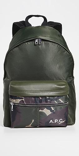 A.P.C. - Sac A Dos Camden Backpack