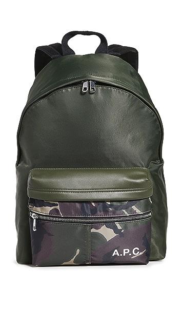 A.P.C. Sac A Dos Camden Backpack