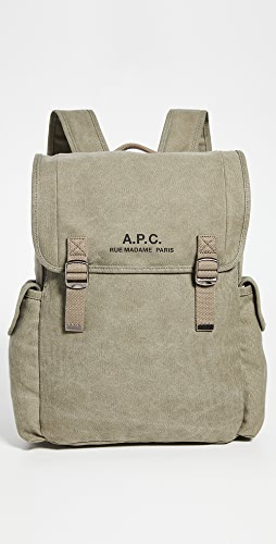 A.P.C. - Sac A Dos Recuperation Backpack