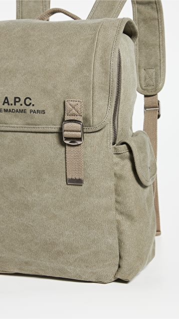 A.P.C. Sac A Dos Recuperation Backpack