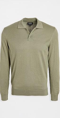A.P.C. - Aymar Polo Shirt