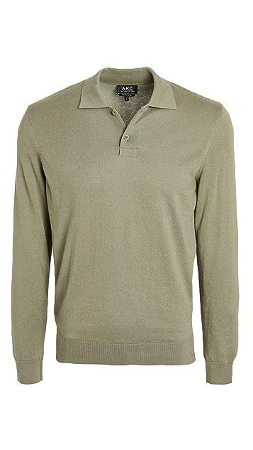 A.P.C. Aymar Polo Shirt