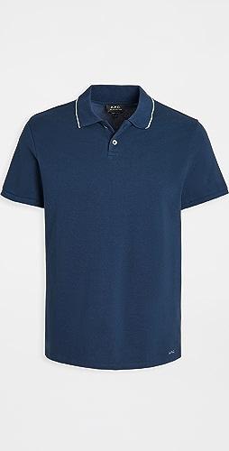 A.P.C. - Max Polo Shirt