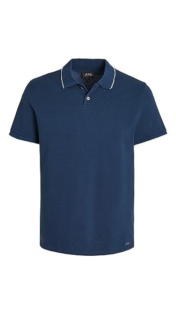 A.P.C. Max Polo Shirt