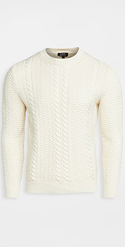 A.P.C. - Clay Pullover