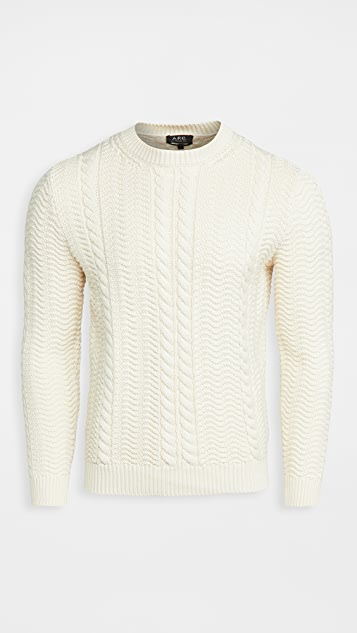 A.P.C. Clay Pullover