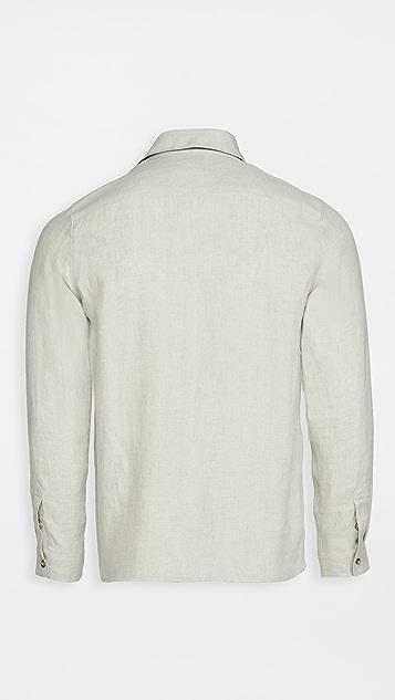 A.P.C. Vincent Shirt