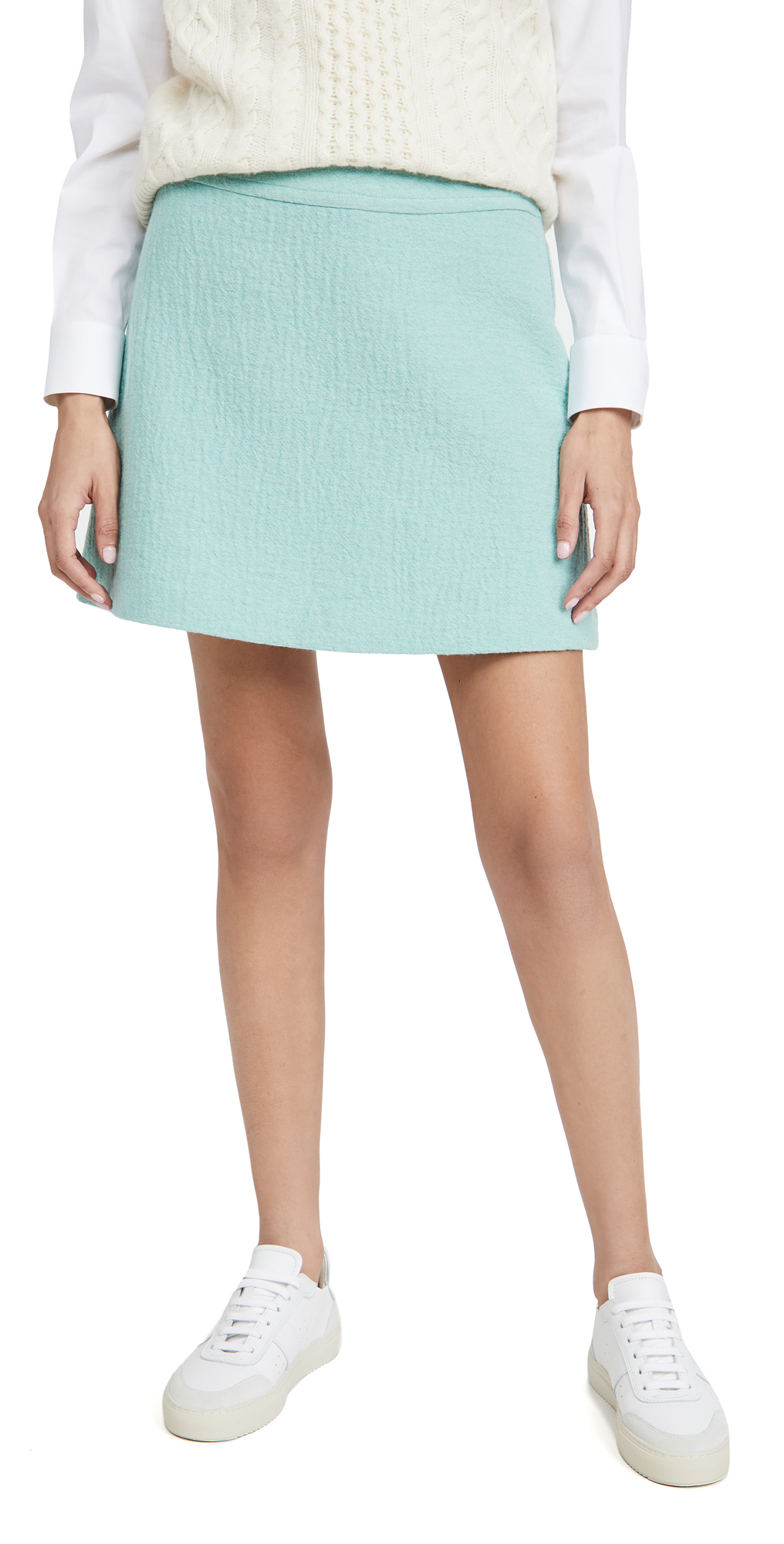 A.P.C. Jupe Wright Skirt