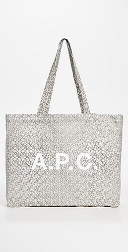A.P.C. - Diane Shopping Bag