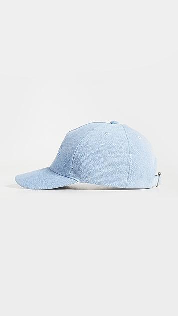 A.P.C. Casquette Eden Hat