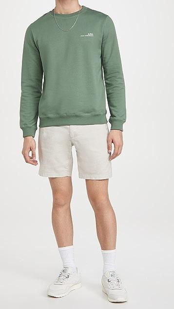 A.P.C. Item Sweatshirt