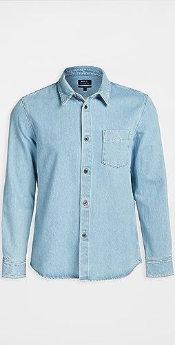 A.P.C. - Victor Button Down Shirt