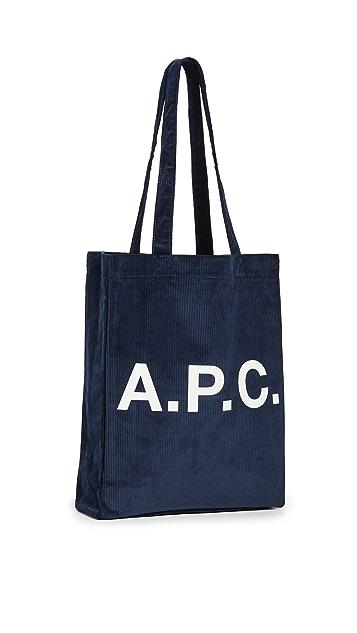 A.P.C. Lou 托特包