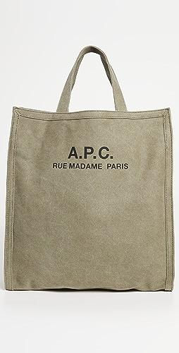 A.P.C. - Cabas Recuperation Tote