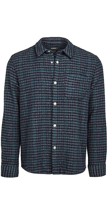 A.P.C. Trek Shirt Jacket