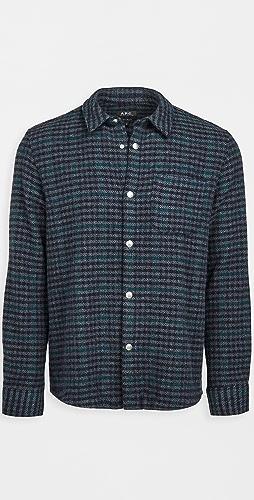 A.P.C. - Trek Shirt Jacket
