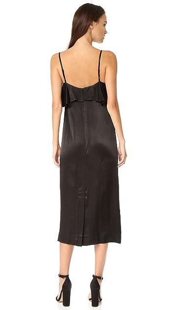 Apiece Apart Pedernal Slip Dress
