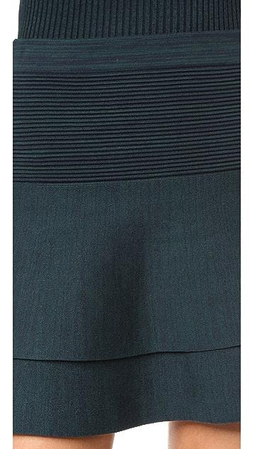 Apiece Apart Cebolla Mini Tech Skirt