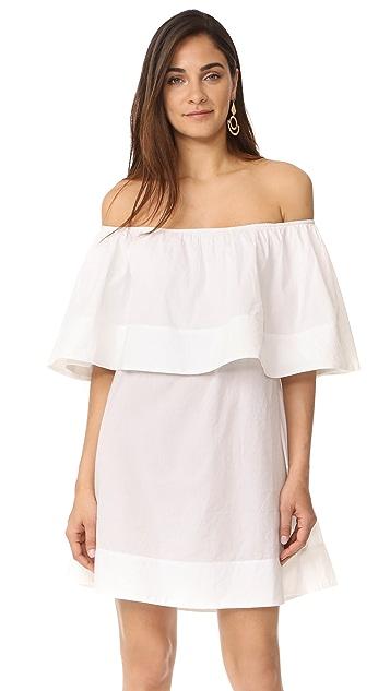 Apiece Apart Piper Petal Dress