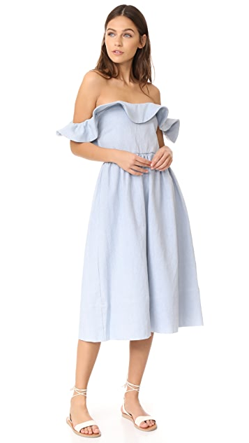 Apiece Apart Novella Maria Dress