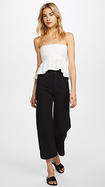 Apiece Apart Twyla Convertible Wrap Top
