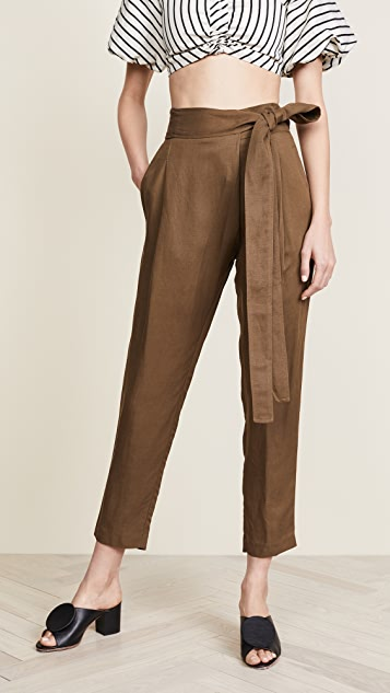 Apiece Apart Isa Wrap Pants