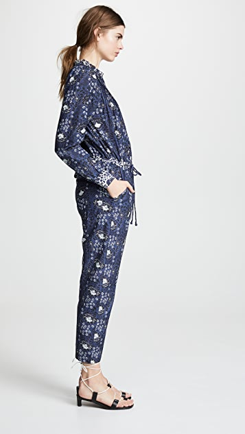 Apiece Apart Las Damas Jumpsuit
