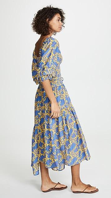 Apiece Apart Платье Mallorca