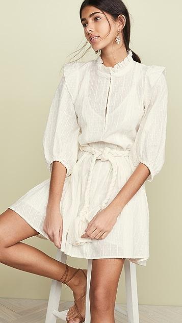 Apiece Apart Rafaela Mini Dress