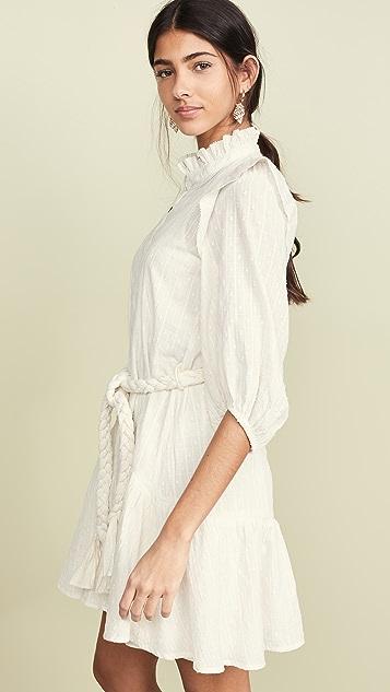 Apiece Apart Мини-платье Rafaela