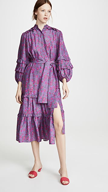 Apiece Apart Gracia Flamenca Dress