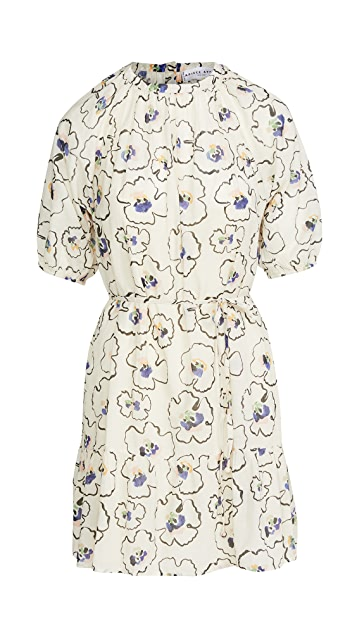 Apiece Apart Emelian Mini Dress