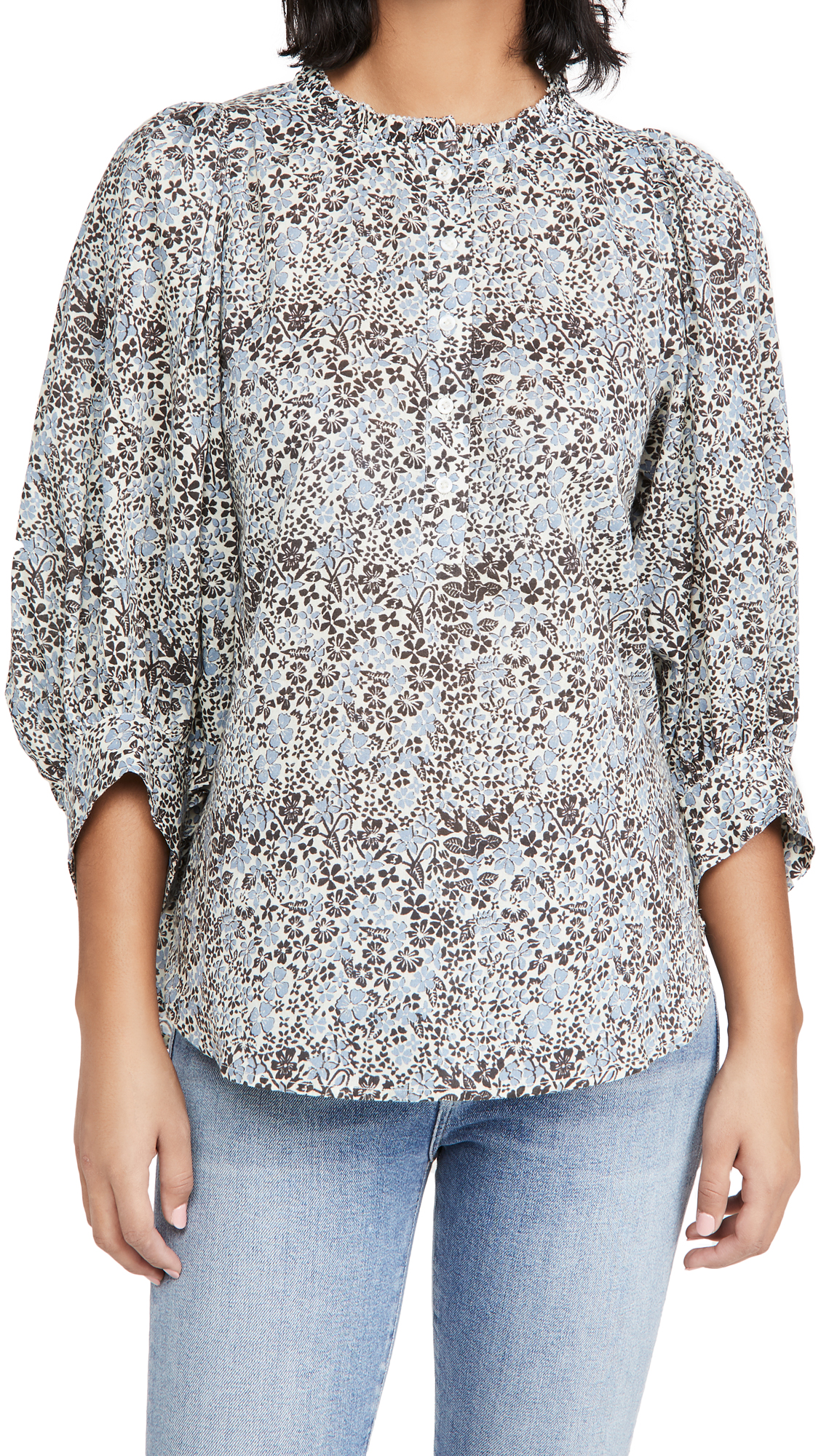 Apiece Apart Everlasting Blouse