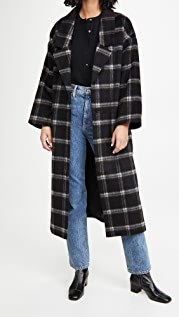 Apiece Apart Vita Oversized Coat