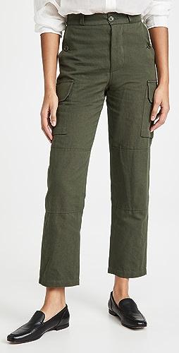 Apiece Apart - Ryes Cargo Pants